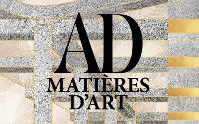 AD MATIÈRES D'ARTSave the date!
