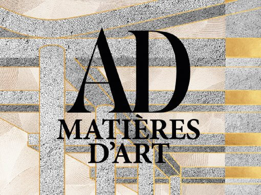 AD MATIÈRES D'ART<br>Save the date!